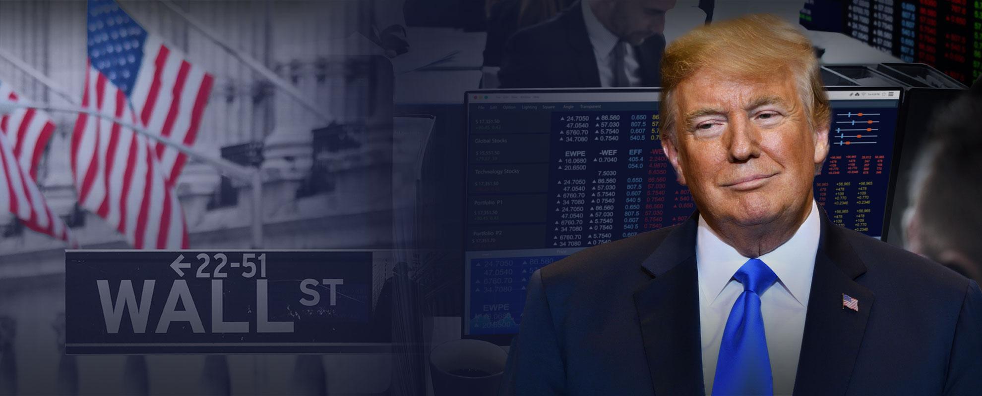 Trump Criticizes Fed Again Despite Latest Rally in Stocks