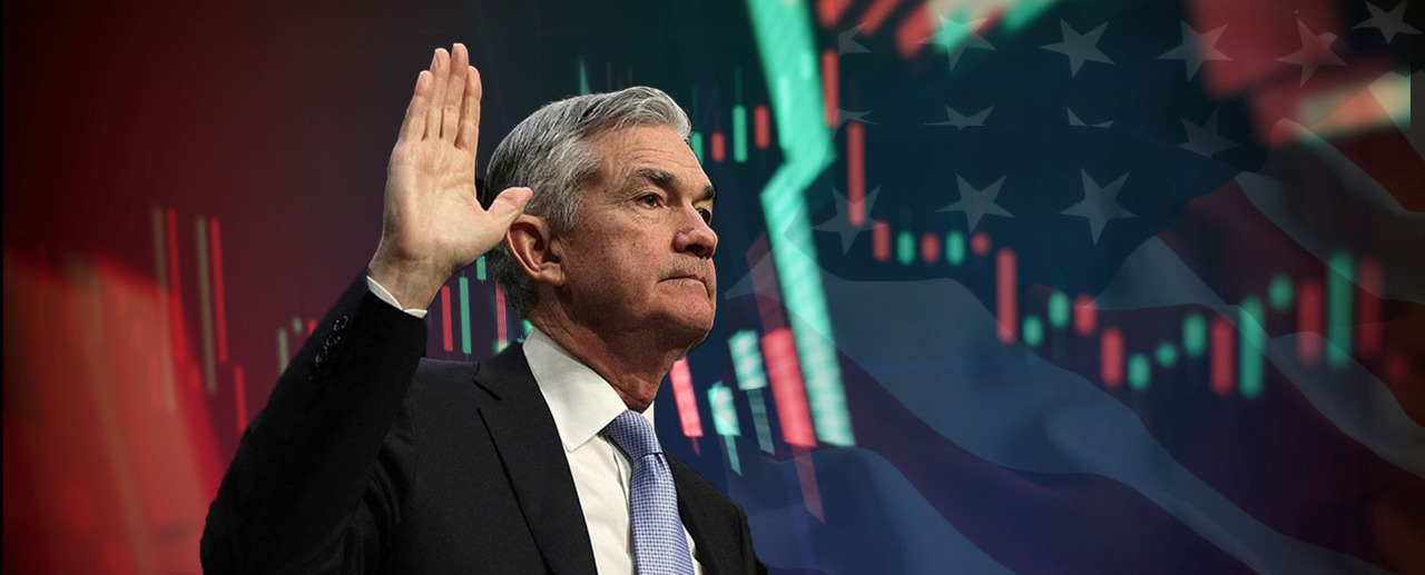 Dollar Firms, Stock Futures Hold Gains ahead of Powell Testimony