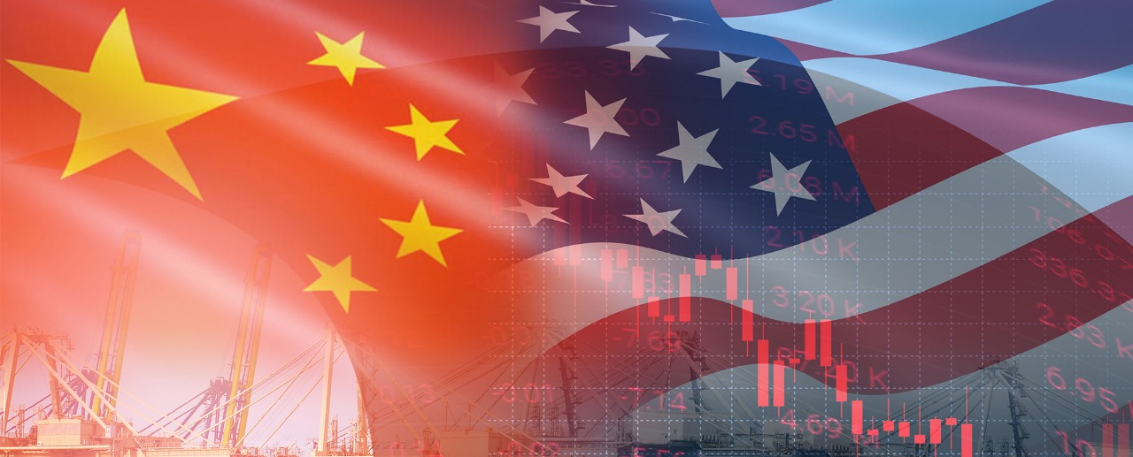 US-Sino Tensions Drive US Stock-Index Futures Lower
