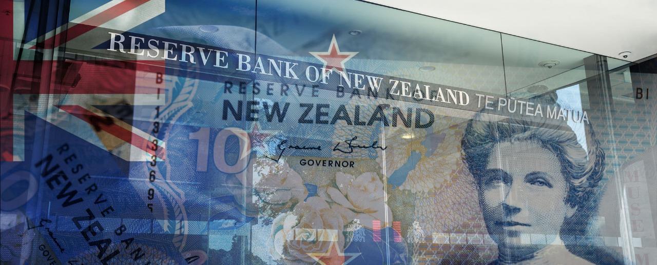 Đồng Kiwi Tăng Vọt Với Tuyên Bố RBNZ
