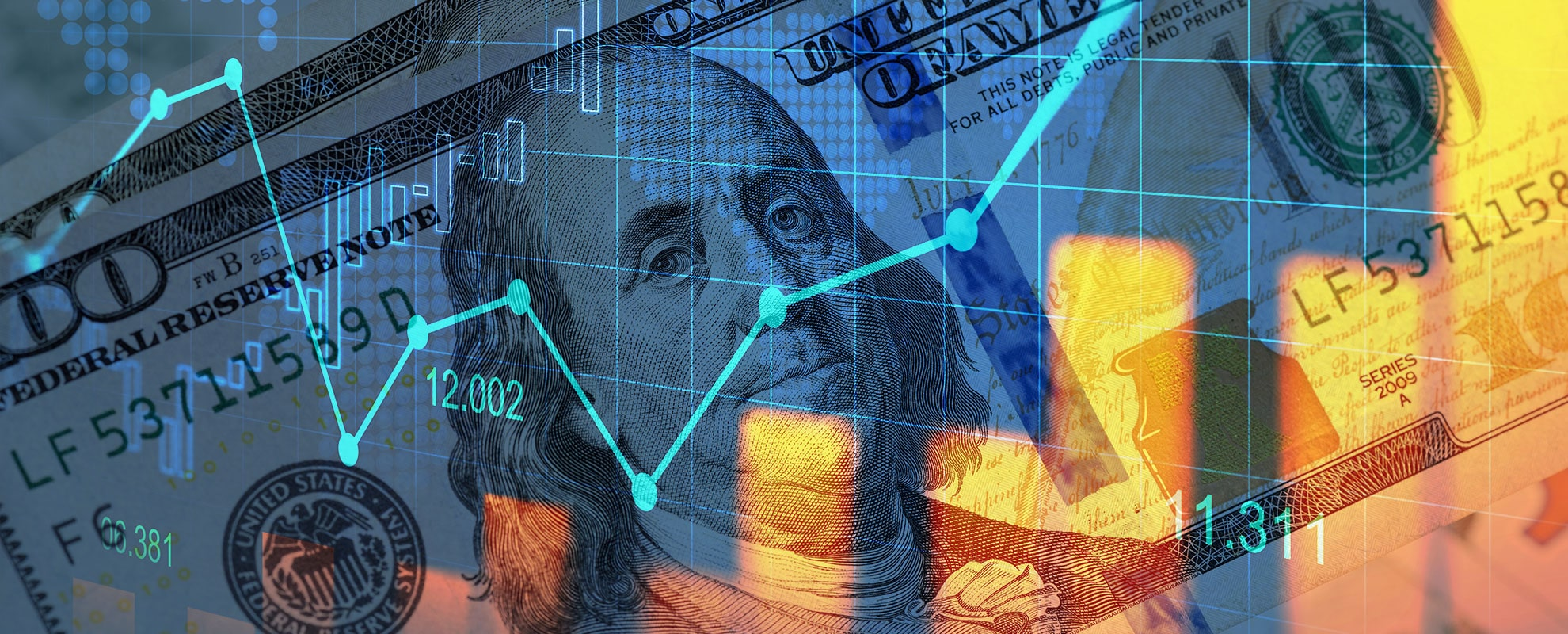 Dollar Index Inches Higher as Data Curbs Recession Fears